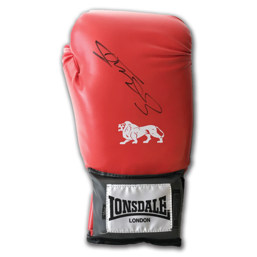 Kell Brook Signed Boxing Glove