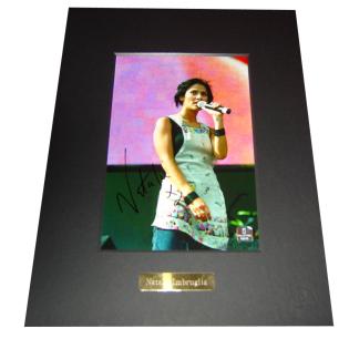 Natalie Imbruglia Singer Actress Autographed Photo