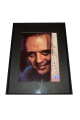 Anthony Hopkins Silence Of The Lambs Hannibal Lecter Autographed & Framed Photo