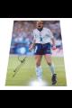 Stuart Pearce England Legend Autographed Photo Euro 96